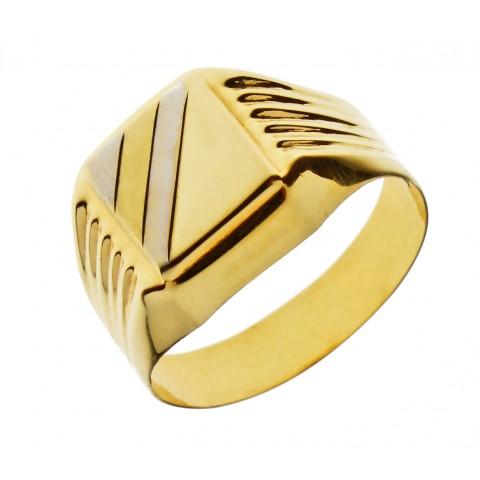 Sygnet złoty