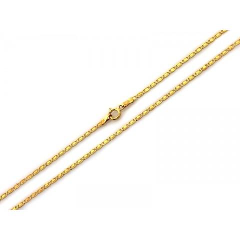 Łańcuszek złoty splot Gucci Marina