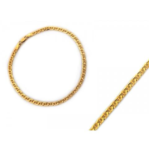 Bransoletka złota łańcuszek Gucci Marina