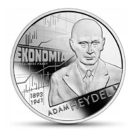 Adam Heydel-Wielcy Polscy Ekonomiści 2021