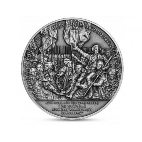 Konstytucja 3 maja, 230. rocznica 50 zł Ag 2021