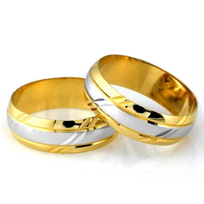 Ślubne ze wzorem